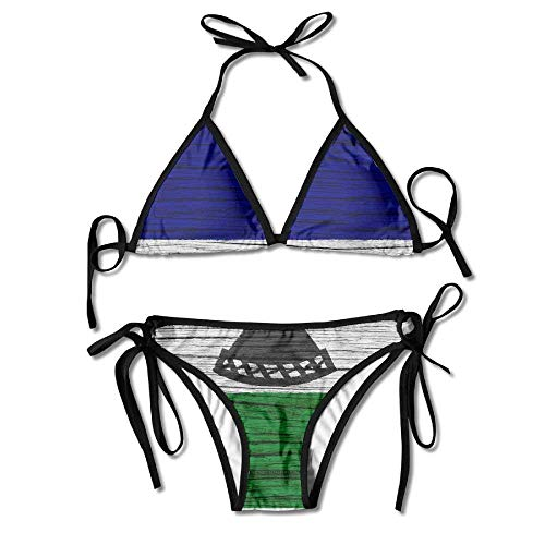 Girl Bands Hair thers Alarm Black Dress Sadness Sexy Swimwear Women Bikini Two-Piece Swimsuit - Out 2 Alarm