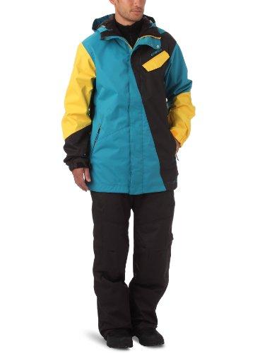 O'Neill Herren Snow Jacke PMES LINE-UP, Enamel Blue, S, 250044