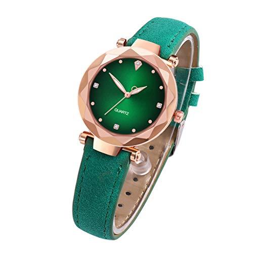 XZDCDJ Damen Armbanduhr Gold Uhren Quarzuhr Edelstahl Zifferblatt Beiläufige Armbanduhr Damen Uhren Billig - Tabellen 20 Einheit