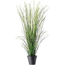 IKEA FEJKA - Artificial planta en maceta, la hierba - 17 cm