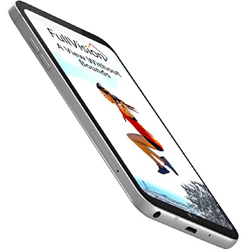 LG Q6 (Platinum, 18:9 FullVision Display)