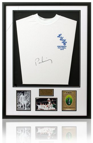 Peter-Lorimer-Hand-Signed-Leeds-United-1972-Framed-Shirt