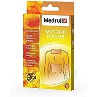 Medrull Wärmekissen Set, 10 Stück Senfpflaster preisvergleich bei billige-tabletten.eu