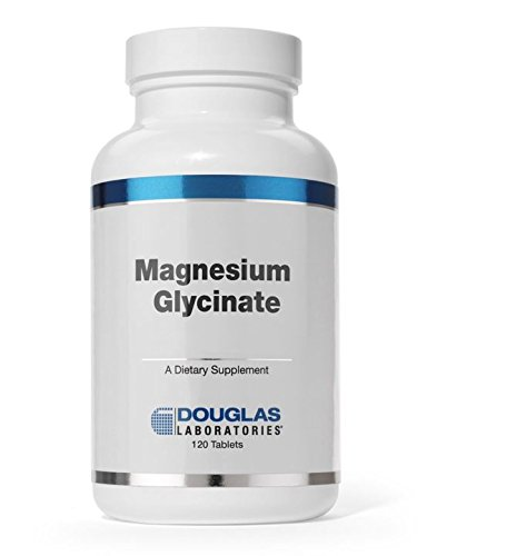 Magnesium Glycinate (120 Tabletten) - Douglas Laboratories -