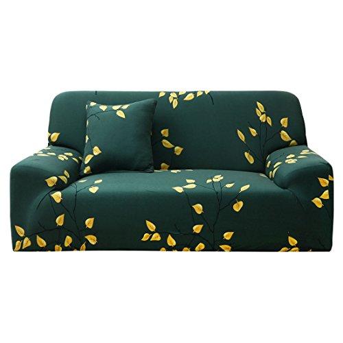 Sourcingmap - copri-divano per 1,2,3,4posti. tessuto elastico in poliestere e spandex.  morbido, si adatta perfettamente alla forma del divano, #11, sofa-4seater 92
