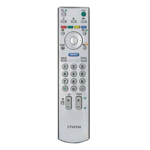 MANDO COMPATIBLE DIRECTO TELEVISION TV/TFT SONY