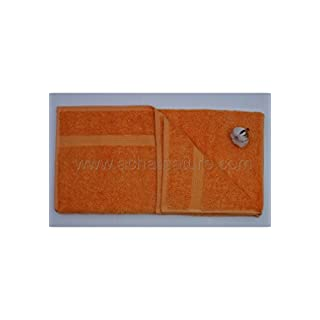 Bath Towel Organic Cotton Apricot