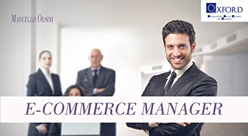 E-book - E-Commerce Manager: Web Marketing  - Le nuove Professioni
