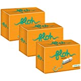 Floh Super Tampons Combo Of 3 (30 Pieces)