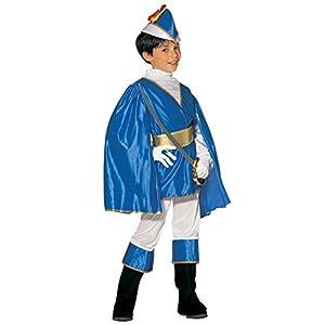 WIDMANN 38868Infantil Disfraz Prinz de ensueño, 158