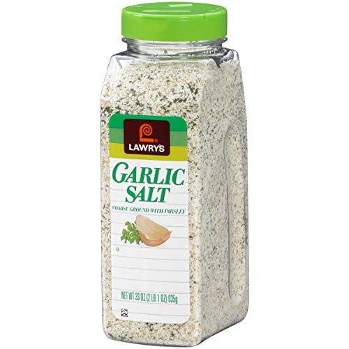 Lawry's Garlic Salt, 33 Ounce International Salt