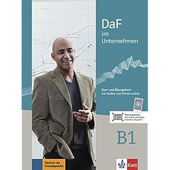 DaF im Unternehmen B1 : Kurs- une Ubungsbuch (1CD audio MP3)