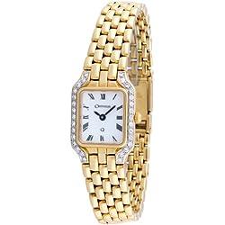 Orphelia mon-7027 - Reloj analógico de cuarzo para mujer, correa de dorado color dorado