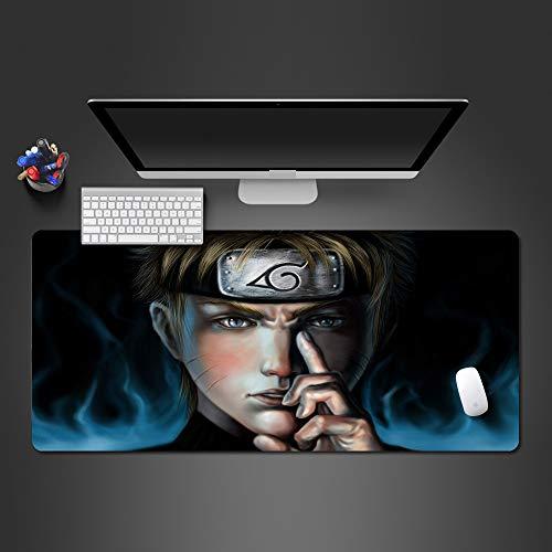 Más Vendido cojín de ratón, Cerradura de Goma, Jugador Lateral, Teclado de computadora, Mouse Pad Profesional, 900x400x2