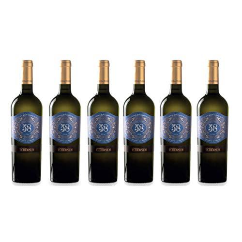 6 Bottiglie di ColleNobile Grechetto di Todi Superiore D.O.C.G