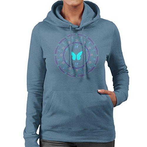 Life Is Strange Mandala Women's Hooded Sweatshirt