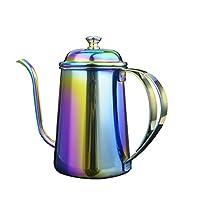 Bienvenue dans notre boutique, une variété de styles de bouilloire pour votre achat. Nous vous souhaitons du bonheur tous les jours!Dans le café à la main, quelle que soit l'importance d'une bonne cafetière à main, le débit d'eau de cette cafetière à...