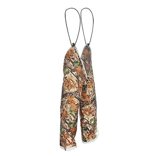 MagiDeal Pantaloni Sopra Pioggia Impermeabile per Trekking Pesca Campeggio