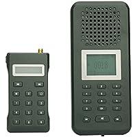 SHOPINNOV-Appeaux para pájaros electrónico con mando a distancia inalámbrico 150 chants de aves integres altavoces de 20 w