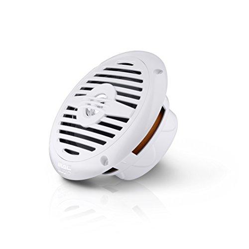 Oferta de Mac Audio WRS 16.2, Altavoz Empotrable Resistente al Agua, Color Blanco