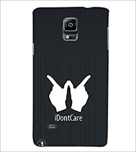 PrintDhaba Quote D-2403 Back Case Cover for SAMSUNG GALAXY NOTE 2 (Multi-Coloured)