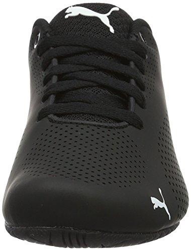 Puma Sf Drift Cat 5 Ultra, Sneakers Basses Mixte Adulte Noir (Puma Black-rosso Corsa-puma Black 02)