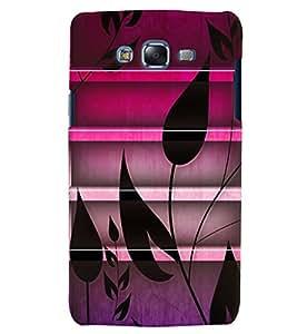 Citydreamz Black Pink Shelves Floral Hard Polycarbonate Designer Back Case Cover For Samsung Galaxy Grand 2 G7102