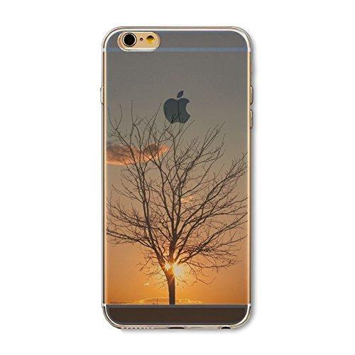 Schutzhülle iPhone 7Schutzhülle étui-case transparent Liquid Crystal TPU Silikon klar, Schutz Ultra Slim Premium, Schutzhülle Prime für Iphone 7-paysage 8