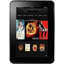 """Kindle Fire HD 7""""(17cm) reacondicionado certificado, Audio Dolby, wifi de doble banda, 16 GB - Con Ofertas especiales"""