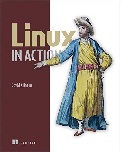 Linux in Action por David Clinton