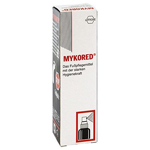 Mykored gegen Fuss- und Nagelpilz 70 ml