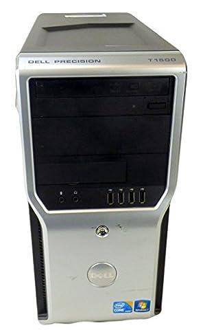 Dell Precision T1500 Minitower PC, Intel Core i5 processor (2.66 GHz) - 8GB DDR3 RAM Windows 7 Professional (64 bit) (Zertifiziert und (Minitower Pc)