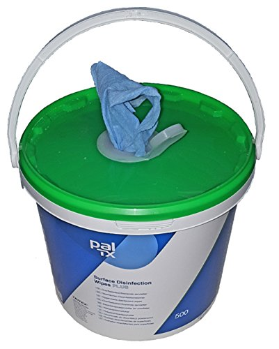 bucket-500-cleaning-wipes-anti-bacterial-alcohol-free-surface-disinfection-gym