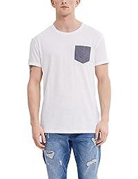edc by Esprit 047cc2k042, T-Shirt Homme