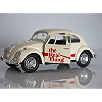 "1966 Volkswagen Beetle ""Coca Cola"" The Real Thing 1/24 by Motorcity Classics 440047 by Motor city classics"