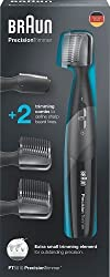 Braun PT 5010 Precision Trimmer (Black)
