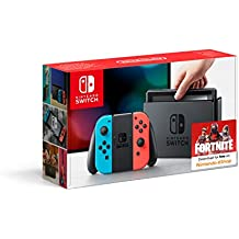 Nintendo Switch - Neon Red/Neon Blue