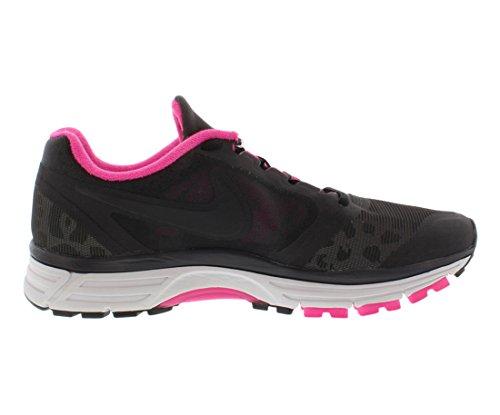 Nike Zoom Vomero+ 8 Shield, Chaussures de Running Entrainement Homme Noir / argenté / blanc (noir / argenté réfléchissant - blanc sommet)
