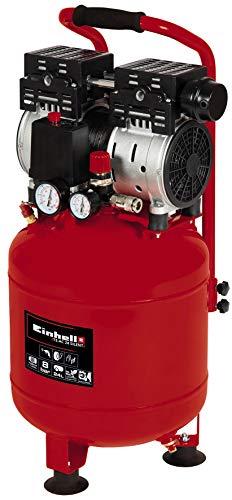 Einhell 4020610 Compresor, Rojo, Negro