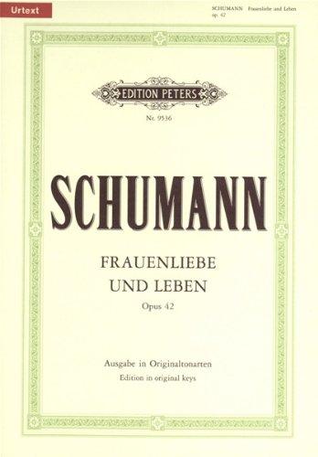 Frauenliebe & Leben Op.42  Chant