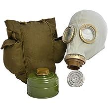 Original Soviética ruso GP5 máscara de gas con filtro, bolsa y antivaho ...
