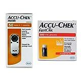 Accu Chek Mobile Kassette und Fastclix Lanzetten