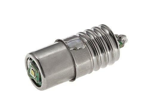 EnLightPro10 – Fahrrad-LED-Birne Schraubsockel E10 | Fahrradlampe für Dynamo-Betrieb | Super heller Ersatz für die Fahrrad-Glühbirne