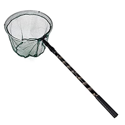TOOGOO(R) 180cm Retractable Telescoping Aluminum Alloy Foldable Fishing Brail Landing Net Pole Tackle from TOOGOO(R)