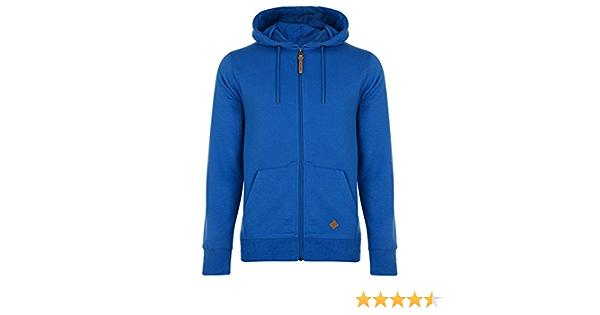 Smith /& Jones Full Zip Hooded Sweatshirt Ozle Fleece Hoodie Le Mans Blue Small S
