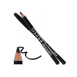 L.A. COLORS - Lipliner Pencil CLCP520 Black - 0.035 oz. (1 g)