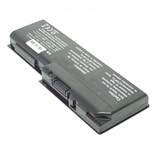 MTXtec Batterie Li-ION pour Toshiba Satellite L350-20D Noir 10,8 V 6600 mAh