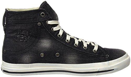 Diesel Herren Y00023 Sneaker Schwarz (T8013 Black)