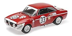 Alfa Romeo GTA 1300 Junior #33 Winners DIV.1 4h Jarama 1972 - 1:18 - Minichamps