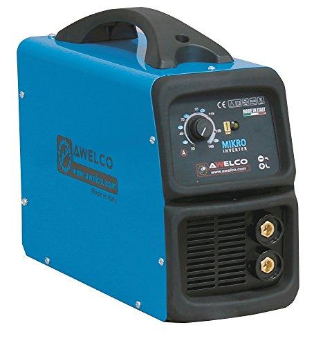 Awelco 8014211954191 Inverter Schweißgerät Mikro 184 C/Kit, mehrfarbig -